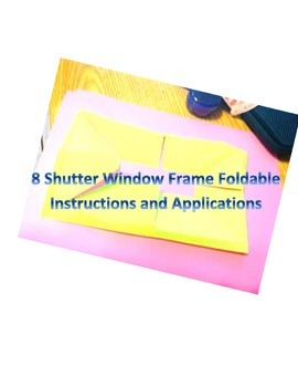 Eight Shutter Keyhole Foldable and Applications for Science MS-HS