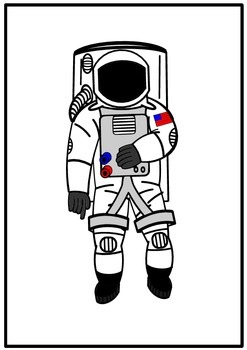 Eight Space Flashcards