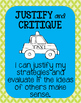 Eight Standards for Mathematical Practice Posters - Blue & Green Transportation