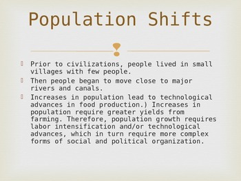 Eight Theories on the Rise of Civilization PP