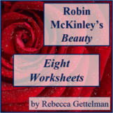 Eight Worksheets for Robin McKinley's Beauty