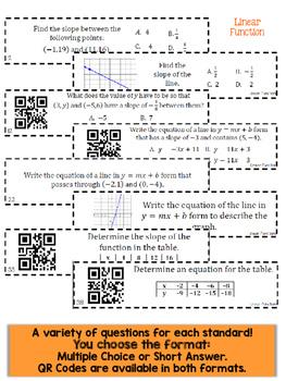8th Grade Math Games   8th Grade Math Review BUNDLE