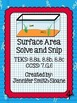 Eighth Grade Solve and Snips Bundle - Interactive Math Wor
