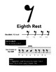 Eighth Note/Eighth Rest