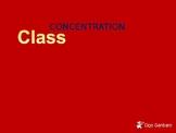 Eigo Ganbare Class Concentration