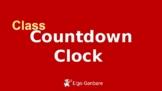 Eigo Ganbare Class Countdown Clock