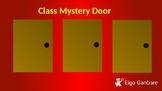Eigo Ganbare Class Mystery Door