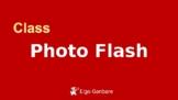 Eigo Ganbare Class Photo Flash