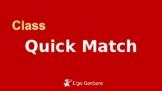 Eigo Ganbare Class Quick Match