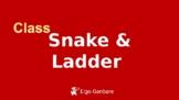 Eigo Ganbare Class Snakes and Ladders
