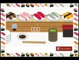 Eigo Ganbare: Sushi Classroom Board Game