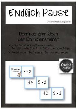 Einmaleins-Dominos