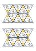 Einmaleins-Triangelkarten