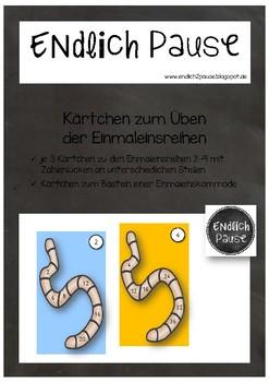 Einmaleins-Würmer