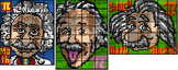 Einstein Bundle - Trigonometry and Quadratic Math Mosaics