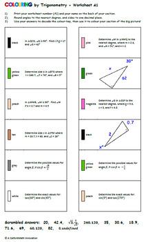Einstein Bundle - Trigonometry and Quadratic Math Mosaics