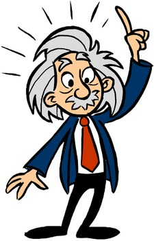 einstein clip art by david rickert teachers pay teachers rh teacherspayteachers com einstein images clip art einstein clip art images