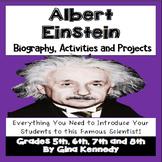 Albert Einstein Unit, Biography, Poetry, Enrichment Projec