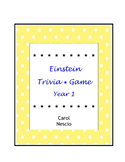 Einstein Trivia * Game Year 1