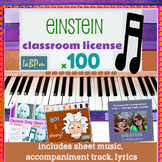 Choir and music teacher SONG KIT with take home license