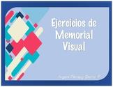 Ejercicios de Memoria Visual