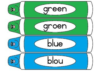 Ek ken my kleure_I know my colours