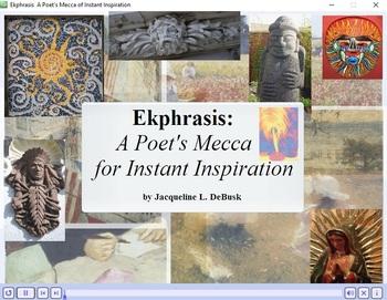 Ekphrasis: A Poet's Mecca of Instant Inspiration
