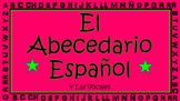 El Abecedario Español (The Spanish Alphabet)