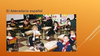 Spanish Pronunciation Powerpoint