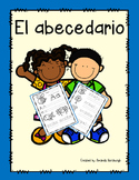 El Abecedario - Spanish Alphabet Worksheets