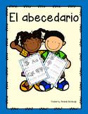 El Abecedario - Spanish Alphabet Worksheets