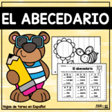 El Abecedario   Spanish Worksheets