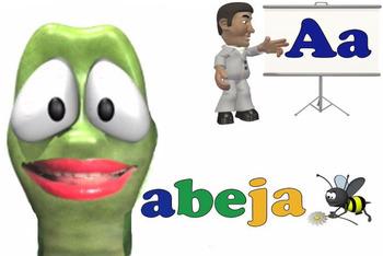 El Abecedario y Los Sonidos - Spanish Letters and Sounds