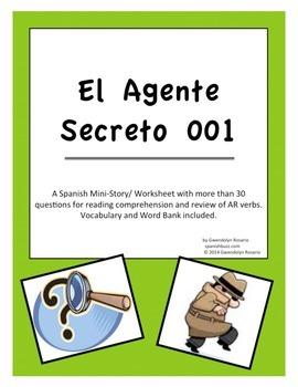 El Agente Secreto 001