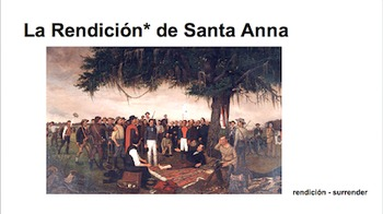El Alamo Introduction Powerpoint