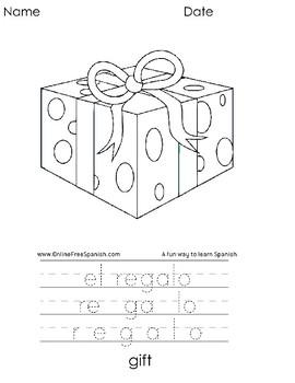 El Alfabeto - Alphabet - Diccionario Gráfico - Páginas para Colorear : R - Z