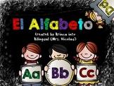 Alfabeto - Bulletin Board, small groups, booklet IN SPAN