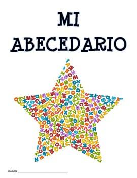 El alfabeto - Mi abecedario - Workbook