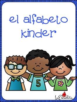 El Alfabeto Kinder