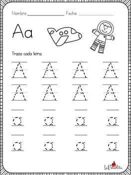 El Alfabeto Pre-Kinder