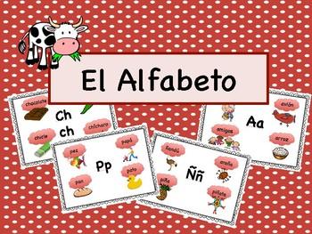 El alfabeto / Spanish Alphabet