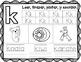 Spanish Alphabet Practice Worksheets