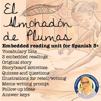 El Almohadón de Plumas Embedded Reading