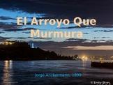 El Arroyo Que Murmura Sing Along (Spotlight on Music Version)