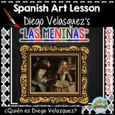 Teach Art and Spanish Culture with the Painting Las Meninas by Diego Velazquez