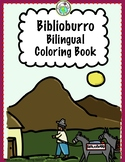 El Biblioburro Bilingual Spanish and English Coloring Book