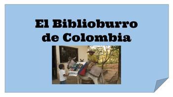 El Biblioburro de Colombia