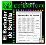 El Burlador de Sevilla  -Word search