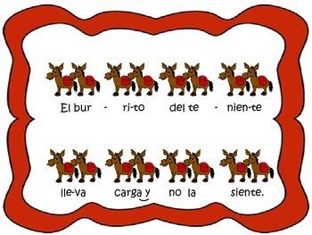 El Burrito Del Tieniente