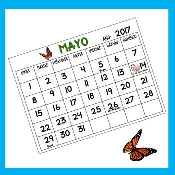 El Calendario {A Resource for Your Classroom Routine}